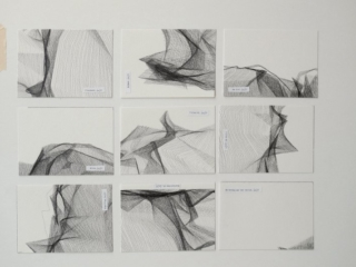 Works on Paper 2015, hons